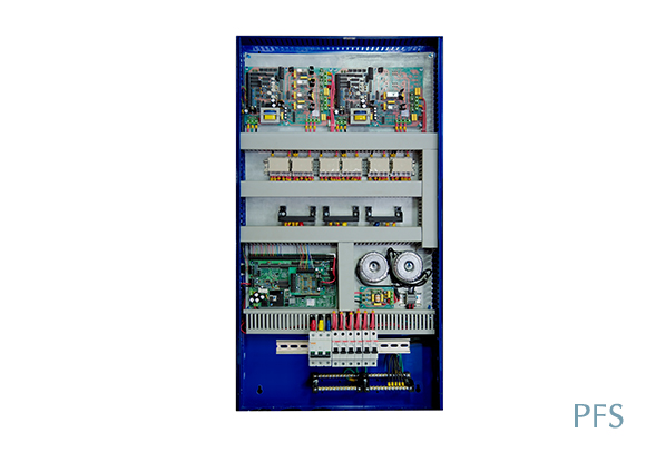Futronix PFS building automation controller used in commercial projects