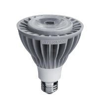 Sylvania PAR38 LED dimmable spot light compatible with   Futronix dimmers