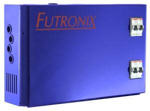 The Futronix RM40 switching and Home Automation controller.