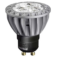 Sylvania GU10 LED dimmable spot light compatible with Futronix dimmers