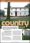 article country light