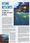 Futronix White Paper lighting for home resorts