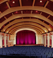 dimmers for controlling auditorium lighting