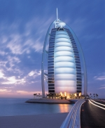 Futronix lighting controls at the Burj Al Arab hotel