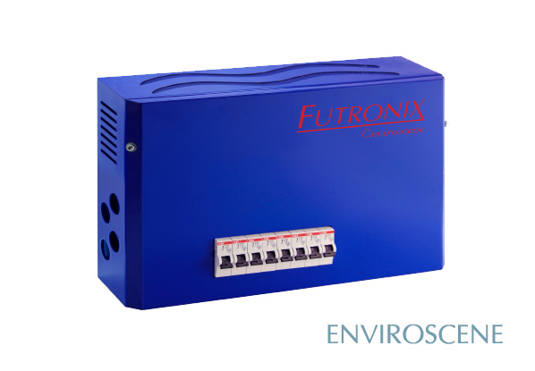 The Enviroscene multi-channel lighting dimmer controller
