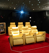 dimmers for home cinema use
