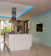 dimmers for a modern kitchen design