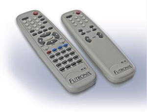Remote control for a Hx dimmer and lighting controller