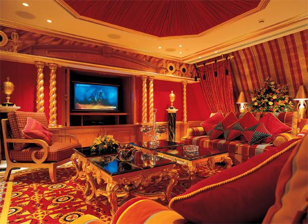 Royal Suite - Burj Al Arab, Jumeirah