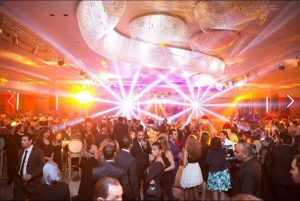 Futronix dimmer switch is used to control the ballroom lighting at the Royal Maxim Palace, Kempinski.