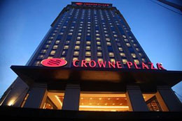 Futronix dimmers light the Crowne Plaza, Vietnam