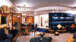 Futronix dimmers control the cinema lighting in each suite at the Burj Al Arab