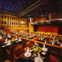 Empire hotel's fine dining rooms lighting is controlled using Futronix dimmers.
